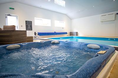 Indoor Swimming Pool North Devon Farm Cottages Holidays Smythen