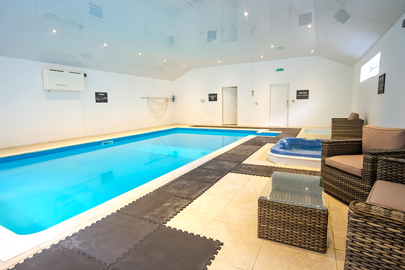 The Swimming Pool Is 4.5 Meters Wide And 8.8 Meters And Has A Depth Of 0.75  Meters In The Shallow End And 1.4 Meters In The Deep End And Is Kept Around  ...