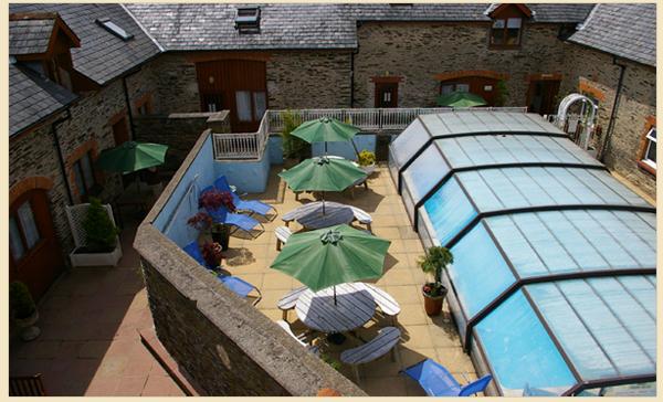 Facilities North Devon Holiday Cottages Smythen Farm
