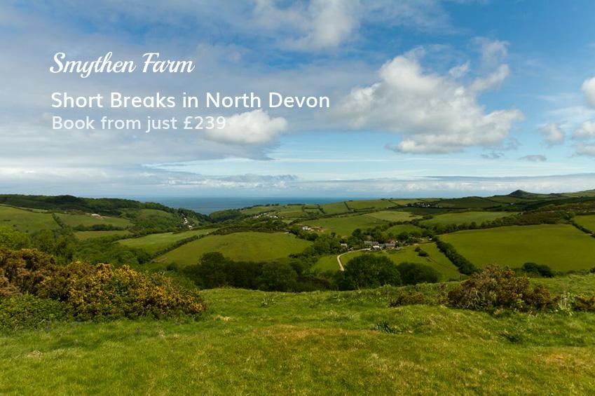 Smythen Farm Holiday Cottages In North Devon